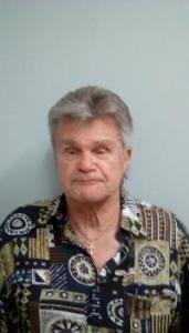 Robert Burl Brashears a registered Sex Offender of California