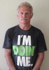 Robert Virgil Hammond a registered Sex Offender of California