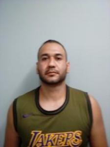 Robinson Manuel Jimenez a registered Sex Offender of California