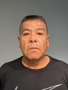 Rodolfo Contreras Arispe a registered Sex Offender of California