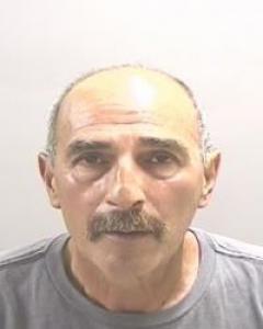 Ruben Garcia Gonzales a registered Sex Offender of California