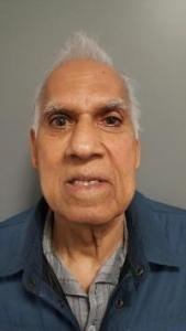 Saleem Ahmed Bhatti a registered Sex Offender of California
