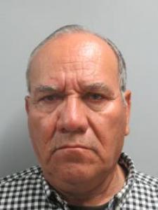 Santiago Cervantes Luna a registered Sex Offender of California
