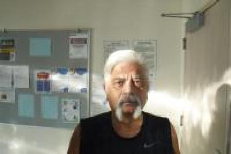 Santos Domingo Amorsolo a registered Sex Offender of California