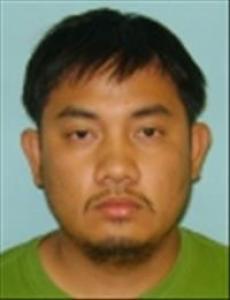 Sesinando Macaraeg Cabral a registered Sex Offender of California