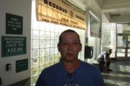 Verdel Chris Bettlelyoun a registered Sex Offender of California