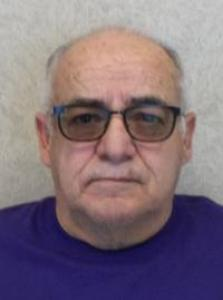 Vicent Carrillo a registered Sex Offender of California