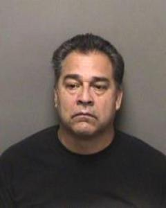 Victor Manual Ortiz a registered Sex Offender of California