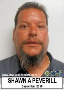 Shawn Anthony Peverill a registered Sex Offender of Iowa