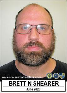 Brett Neal Shearer a registered Sex Offender of Iowa