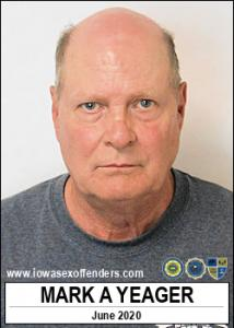 Mark Alan Yeager a registered Sex Offender of Iowa