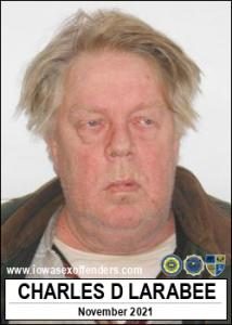 Charles Daniel Larabee a registered Sex Offender of Iowa