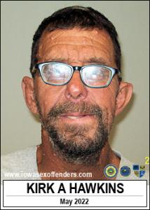 Kirk Allen Hawkins a registered Sex Offender of Iowa
