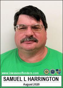 Samuel Larry John Harrington a registered Sex Offender of Iowa