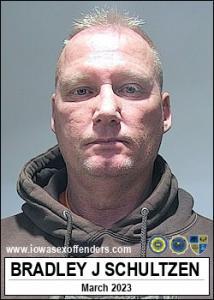 Bradley James Schultzen a registered Sex Offender of Iowa