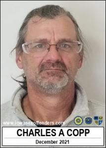 Charles Allen Copp a registered Sex Offender of Iowa