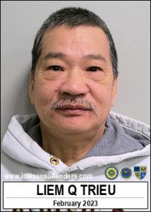 Liem Quang Trieu a registered Sex Offender of Iowa