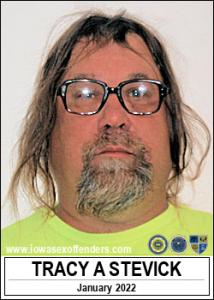 Tracy Alan Stevick a registered Sex Offender of Iowa