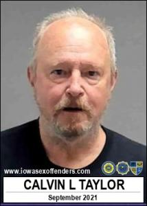 Calvin Leroy Taylor a registered Sex Offender of Iowa