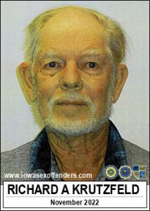 Richard Archie Krutzfeld a registered Sex Offender of Iowa