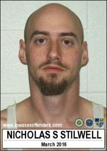 Nicholas Scott Stilwell a registered Sex Offender of Iowa