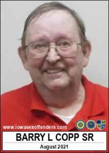Barry Lee Copp Sr a registered Sex Offender of Iowa