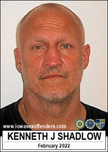 Kenneth James Shadlow a registered Sex Offender of Iowa