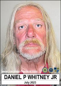 Daniel Paul Whitney Jr a registered Sex Offender of Iowa