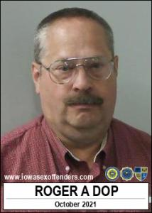 Roger Allen Dop a registered Sex Offender of Iowa