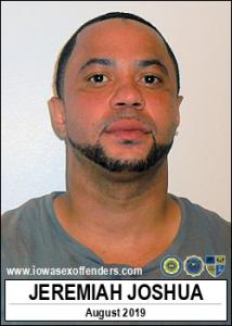 Jeremiah Joshua a registered Sex Offender of Iowa