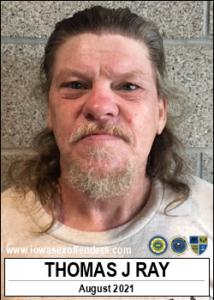 Thomas Joseph Ray a registered Sex Offender of Iowa