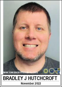 Bradley Joseph Hutchcroft a registered Sex Offender of Iowa