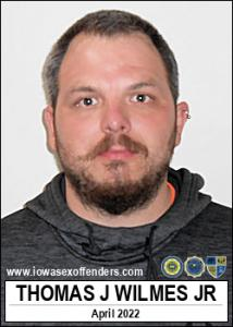 Thomas Joseph Wilmes Jr a registered Sex Offender of Iowa