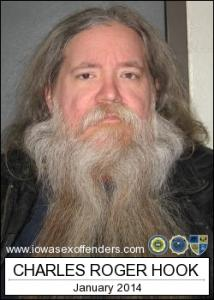 Charles Roger Hook a registered Sex Offender of Iowa