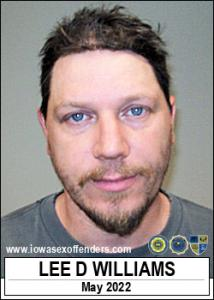 Lee Douglas Williams a registered Sex Offender of Iowa