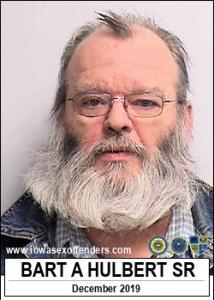 Bart Allen Hulbert Sr a registered Sex Offender of Iowa