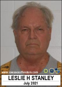 Leslie Howard Stanley a registered Sex Offender of Iowa