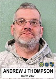 Andrew Joseph Thompson a registered Sex Offender of Iowa