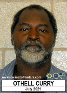 Othell Curry a registered Sex Offender of Iowa