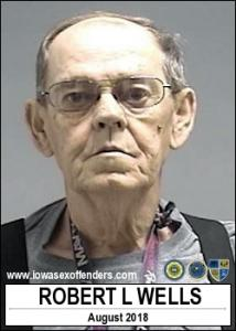 Robert Louis Wells a registered Sex Offender of Iowa