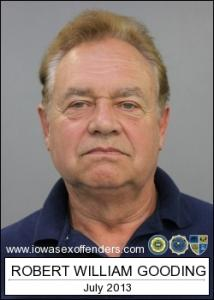 Robert William Gooding a registered Sex Offender of Iowa