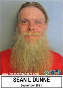 Sean Loras Dunne a registered Sex Offender of Iowa