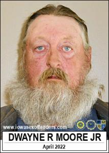 Dwayne Richard Moore Jr a registered Sex Offender of Iowa