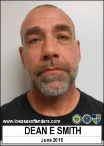 Dean Eugene Smith a registered Sex Offender of Iowa