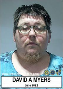 David Allen Myers a registered Sex Offender of Iowa