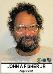 John Anthony Fisher Jr a registered Sex Offender of Iowa