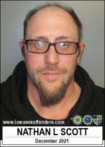 Nathan Lee Scott a registered Sex Offender of Iowa