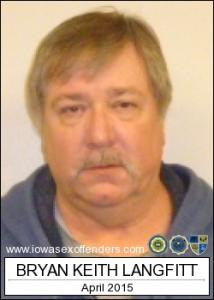 Bryan Keith Langfitt a registered Sex Offender of Iowa