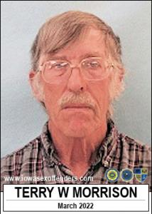 Terry Wayne Morrison a registered Sex Offender of Iowa