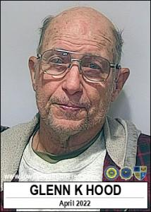 Glenn Kenneth Hood a registered Sex Offender of Iowa